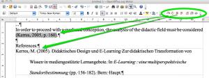 Zotero-pluginOpenOffice