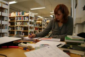 Schreiben will gelernt sein ...  (Foto: Simone Tschirpke)