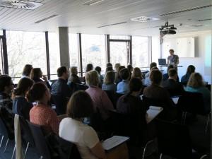 Ideenwerkstatt für Fachreferentinnen und Fachreferenten der Ingenieur- und Naturwissenschaften
