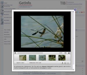 Die TIB bietet mit 35 Filmen von Georg Rüppell Zugriff auf weitere Lehr- und Forschungsfilme aus dem Bestand der ehemaligen IWF Wissen und Medien gGmbH