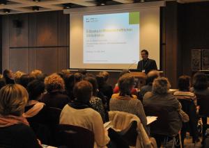 Keynote-Sprecher Prof. Rudolf Mumenthaler