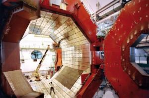 ALICE Kaverne, CERN © Peter Ginter