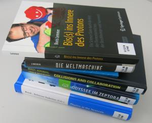 """Literatur rund um die """"Weltmaschine"""""""
