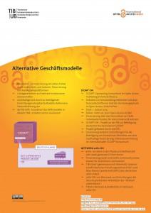 Poster als PDF: Alternative Geschäftsmodelle