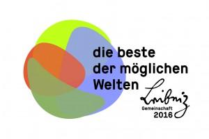 """Logo von """"die beste der möglichen Welten"""""""