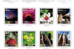 Startseite Kew Magazine