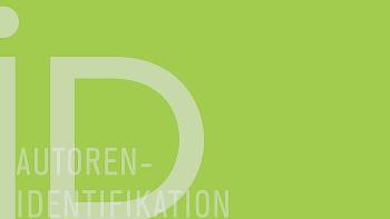 Permalink auf:Der Personenidentifier ORCID