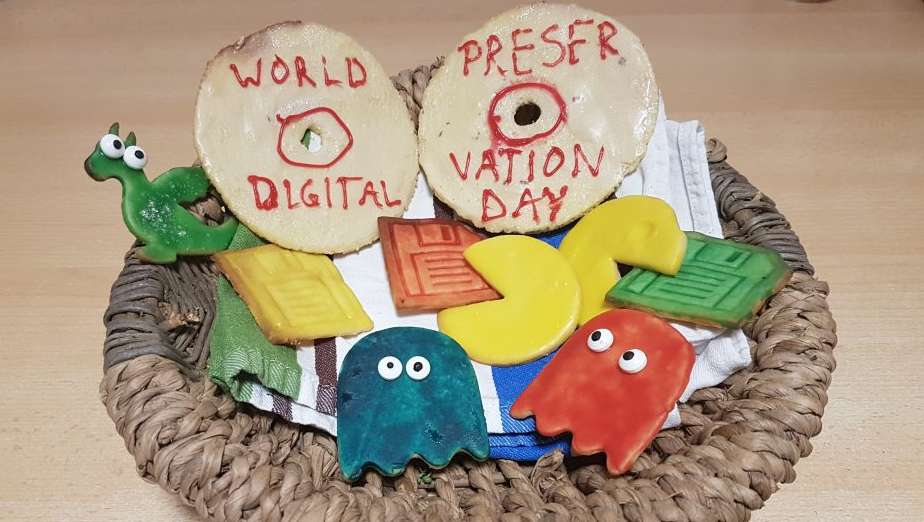 Cookies fighting bitrot on world digital preservation day 2020